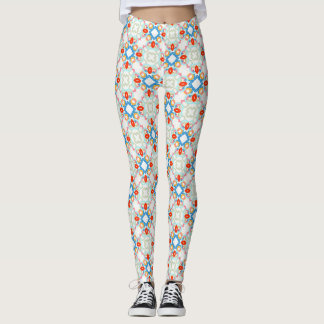 Pattern 10 leggings