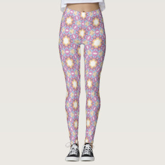 Pattern 12 leggings