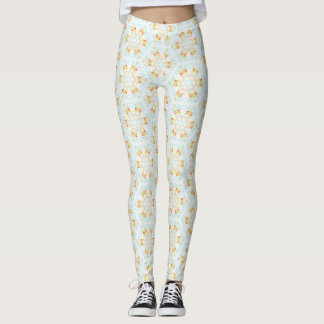 Pattern 15 leggings
