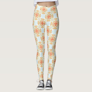 Pattern 17 leggings