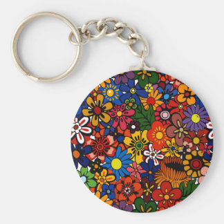 Pattern 1 key ring