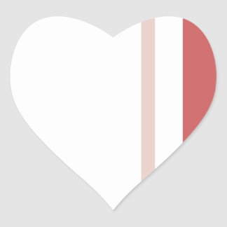 Pattern 2017 021 heart sticker