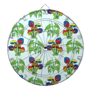 Pattern 3 dartboard