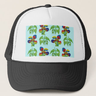 Pattern 3 trucker hat