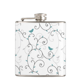 pattern 4 hip flask