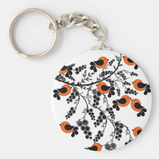 Pattern 4 key ring