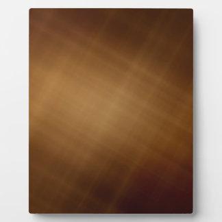 pattern #4 plaque