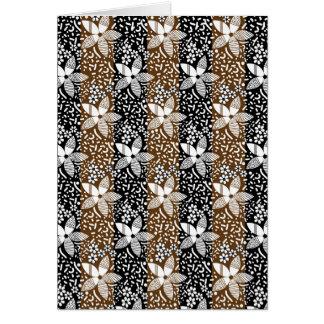 pattern 50 card
