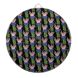 pattern 53 dartboard