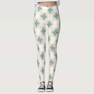 Pattern 5 leggings