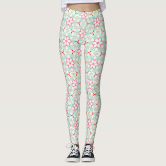 Pattern 6 leggings