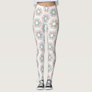 Pattern 7 leggings
