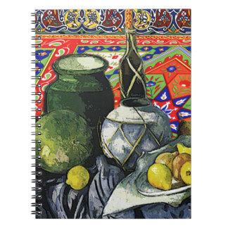 PATTERN AND SHAPE PLAY WITH A VAN GOGH.jpg Notebooks