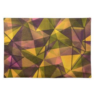 pattern art placemat