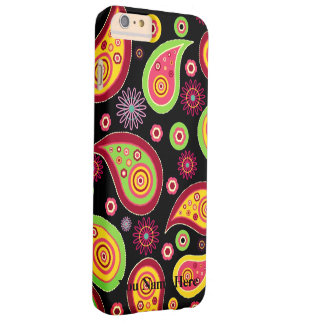 pattern background wallpaper barely there iPhone 6 plus case