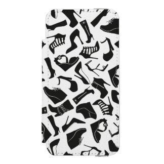 Pattern black Women's shoes Incipio Watson™ iPhone 5 Wallet Case