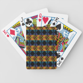 Pattern D Bicycle Playing Cards