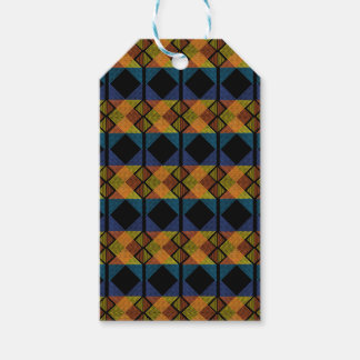 Pattern D Gift Tags