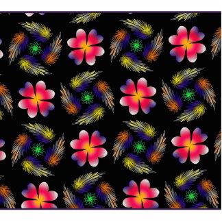 Pattern Design Photo Cut Outs