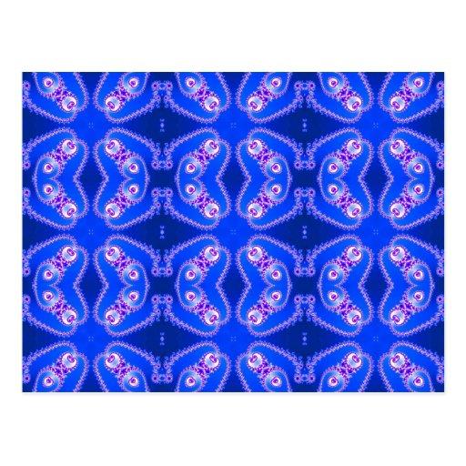 Pattern Design Post Cards