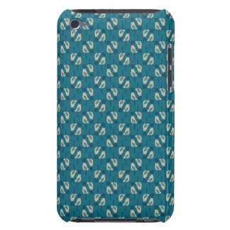 pattern displaying birds barely there iPod cover