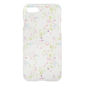 pattern displaying floral iPhone 7 case