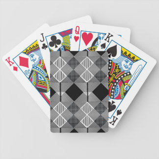 Pattern F Bicycle Playing Cards