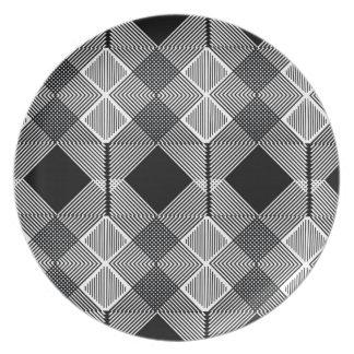 Pattern F Plate