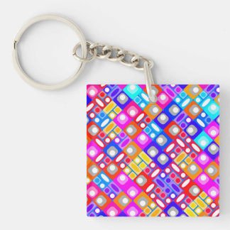 pattern factory 32A Key Ring