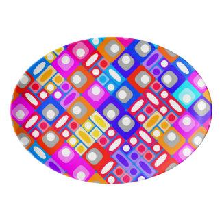 pattern factory 32A Porcelain Serving Platter