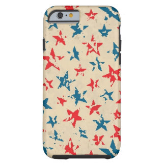 Pattern for 4th of July Tough iPhone 6 Case