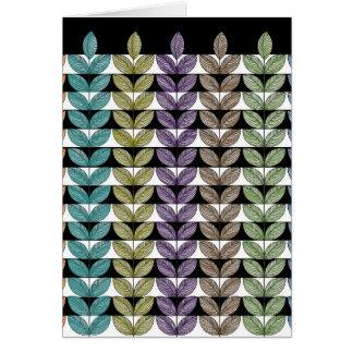 Pattern G Card