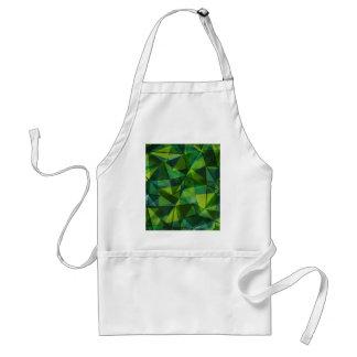pattern green standard apron