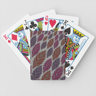 Pattern H Bicycle Playing Cards