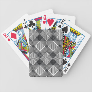 pattern I Bicycle Playing Cards