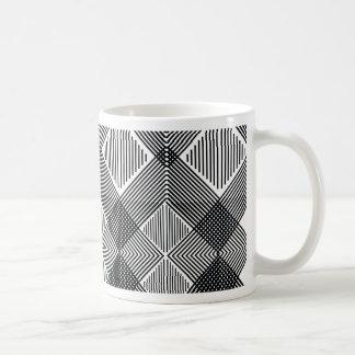 pattern I Coffee Mug