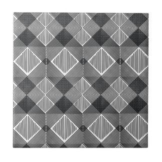 pattern I Tile