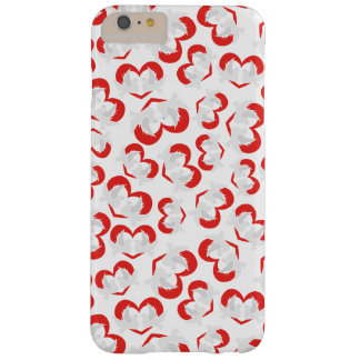 Pattern illustration peace doves with heart barely there iPhone 6 plus case