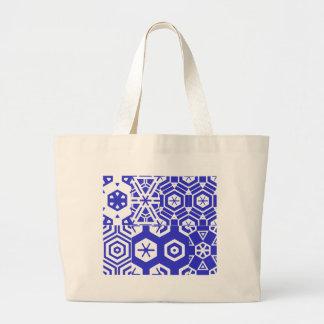 Pattern Jumbo Tote Bags