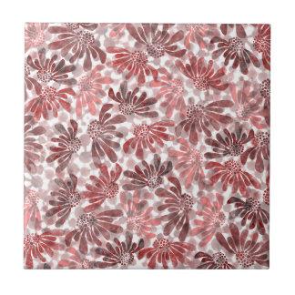 pattern M Ceramic Tile