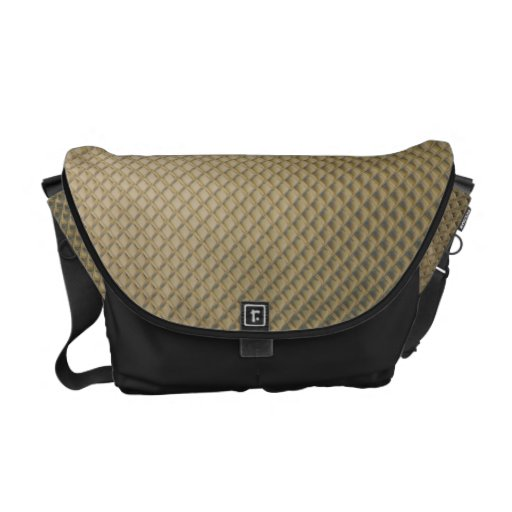 pattern commuter bag