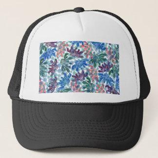 pattern N Trucker Hat
