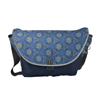 Pattern No. 2 Courier Bag