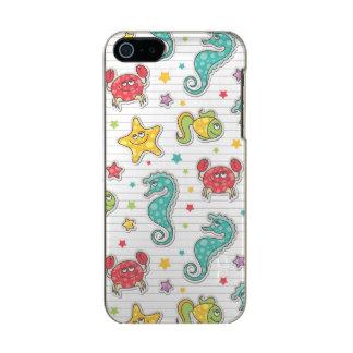 pattern of sea creatures incipio feather® shine iPhone 5 case