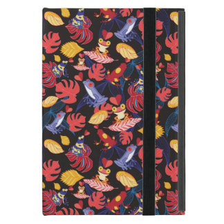 Pattern Of The Lovers Frogs Cases For iPad Mini