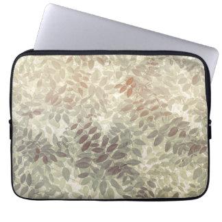 Pattern of Vetch Leaves | San Juan Islands, WA Laptop Sleeve
