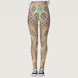 Pattern on Pattern Leggings