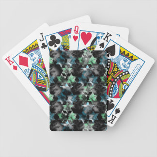 pattern P Bicycle Playing Cards