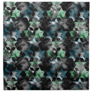 pattern P Napkin