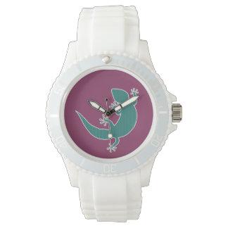 Pattern Pets - Gecko! Wristwatch